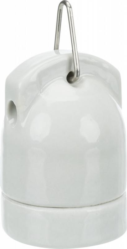 Douille en porcelaine à suspendre Trixie Reptiland