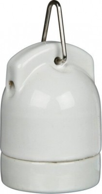 Douille porcelaine Pro Socket à suspendre  160W 1.80m