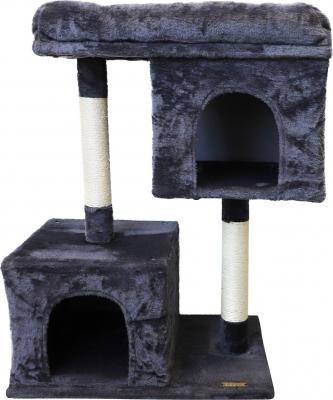 Arbre à chat avec 2 niches - 85 cm - Zolia Oliver