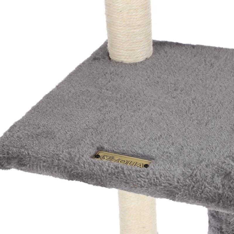 Krabmeubel voor kittens -110 cm - Zolia Starflyer