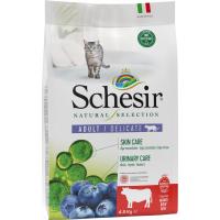 Schesir Natural Selection Adult Monoprotein Rindfleisch
