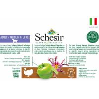 Schesir Natural Selection Adulte Medium & Large No Grain Dinde