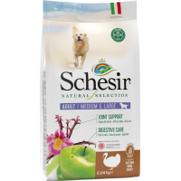 Schesir Natural Selection Adult Medium & Large No Grain Pute