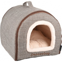 Igloo Maison Snoozebay pour chat