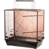 Cage pour perruche SIRI en cuivre 78 x 48 x 81,5 cm / 100 cm