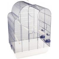 Cage pour perruche WAMMER 2 54 cm x 34 cm x 75 cm.