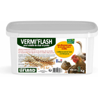 Purgante para aves de corral Vermiflash 3 kg