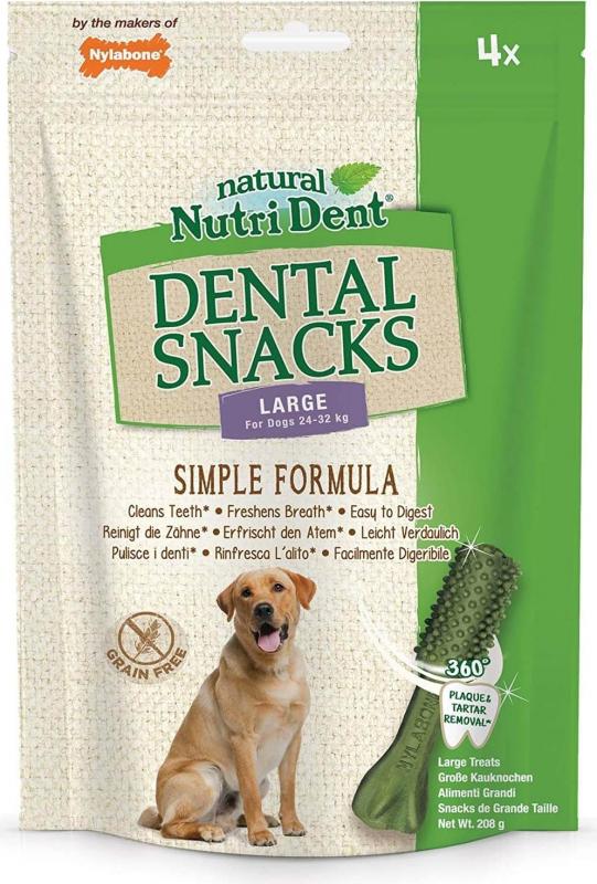 Nylabone snacks Nutrident L
