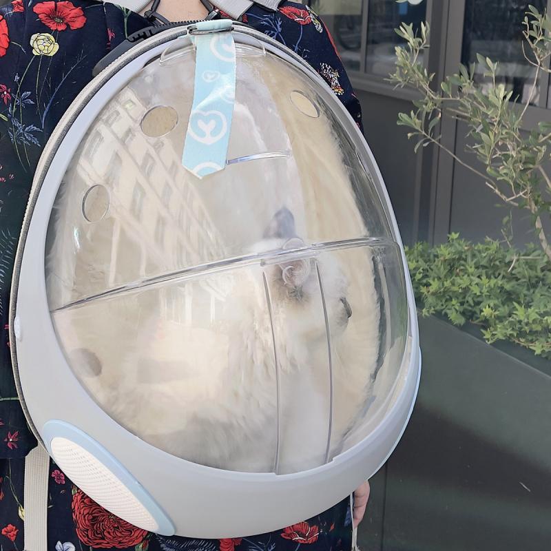 Sac de transport capsule pour chat et petit chien Zolia Kapu