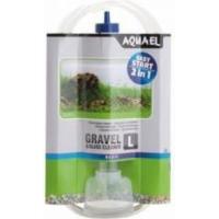 AQUAEL Nettoyeur de gravier Gravel & Glass Cleaner - plusieurs tailles disponibles