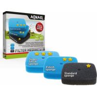 AQUAEL Eponges filtrantes pour filtres Ultramax et Maxi Kani - 3 modèles disponibles
