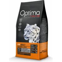 OPTIMANOVA Cat Adult, saumon et riz