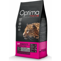 OPTIMANOVA Cat Exquisite, Hühnchen und Reis