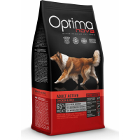 OPTIMANOVA Adult Active, Hühnchen und Reis 12kg