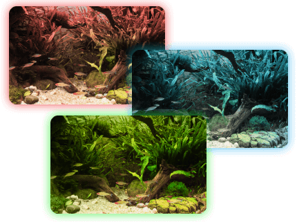 Fluval Aquasky SPectre réglable