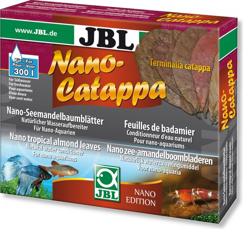 JBL Catappa - Feuilles de badamier