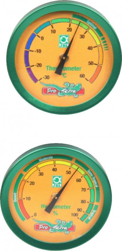 Thermomètre Hygromètre JBL TerraControl