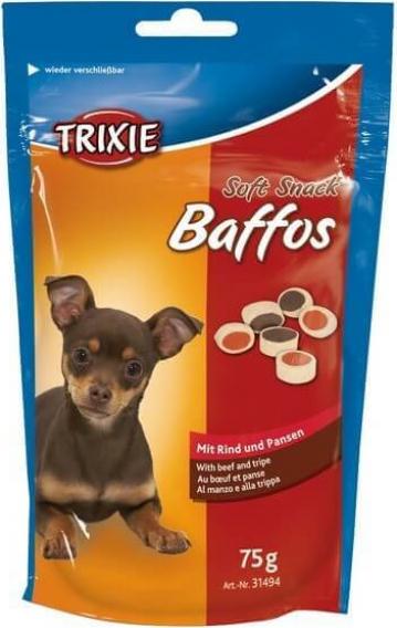 Bocaditos Snack Baffos para cachorros y perros pequeños