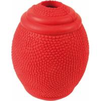 Snack ballon de rugby, caoutchouc naturel 10cm