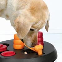 Dog Activity Flip Board Jeu de stratégie pour chien