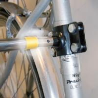 Kit d'accroche vélo