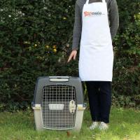 Cage de transport chien et chat GULLIVER homologuées IATA