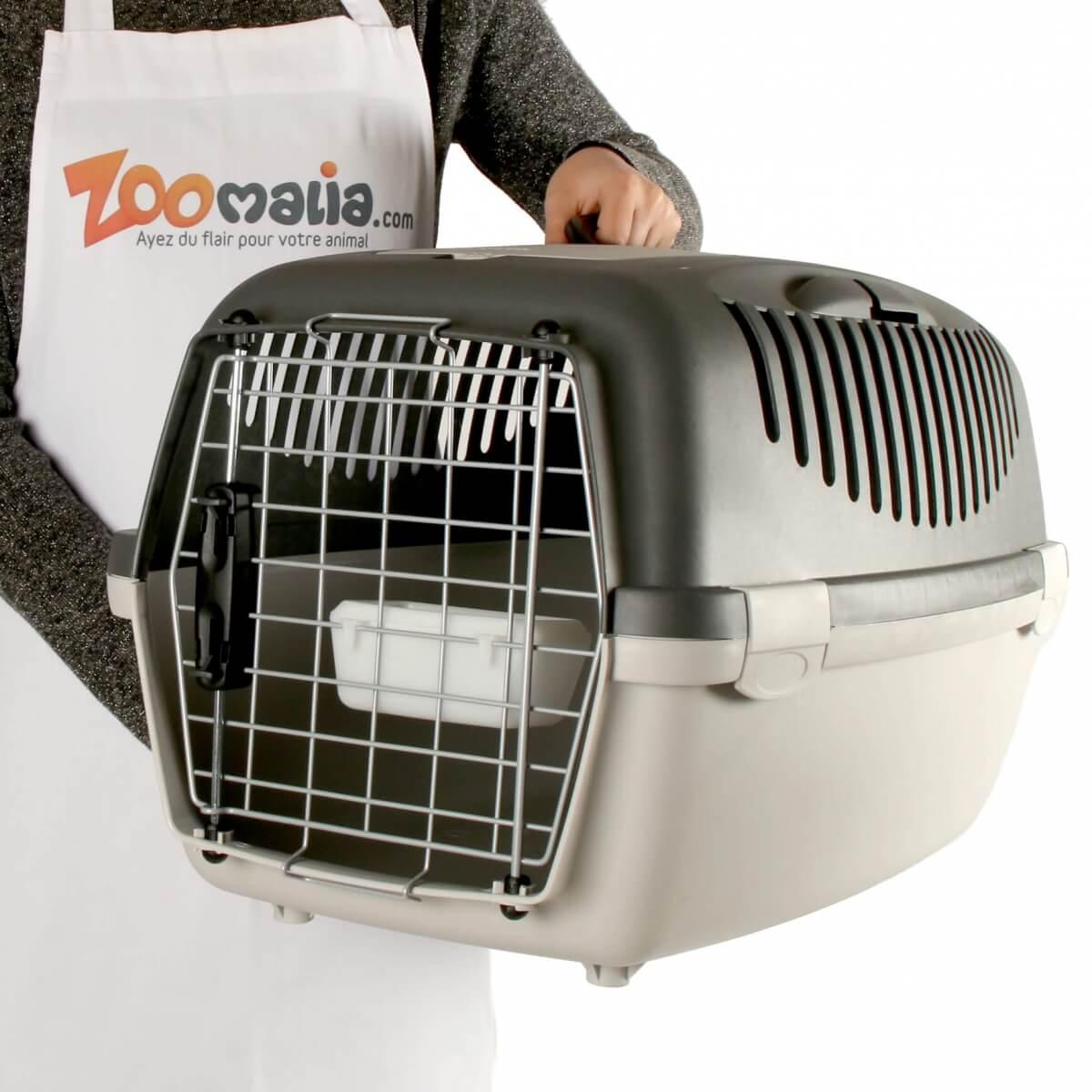 transportbox gulliver 3 f r hund und katze transportk fige. Black Bedroom Furniture Sets. Home Design Ideas