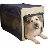Niche de transport souple Twister pour chien et chat