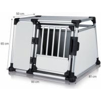 Transportbox aus Aluminium