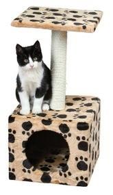 Arbre à chat Zamora traces de pattes - 61cm _0