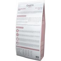 QUALITY SENS Sans Céréales Agneau Light/Sterilised Medium & Large pour chien adulte
