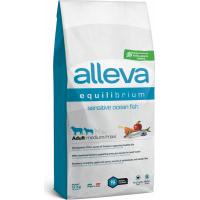 ALLEVA Equilibrium au poisson pour chien sensible de moyenne et grande Taille