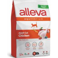 ALLEVA Equilibrium au poulet pour chat Adulte