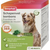 Beaphar Schafsfett und Seetang Leckerli für Hunde - 245g