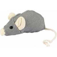 Umweltbewusstes Spielzeug Maus für Katzen - GOTS Label