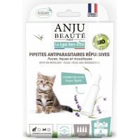 Pipette Insectifuge x4 Chaton Ecosoin Bio