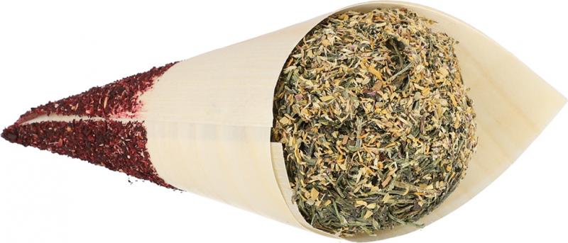 IAKO Friandise rongeur en cornet - différentes saveurs