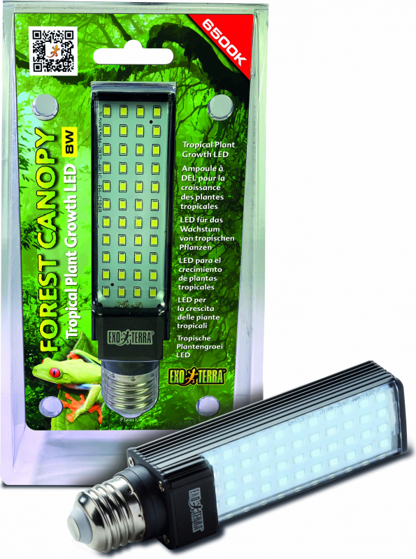Exo Terra Forest Canopy LED Lamp voor plantengroei