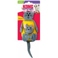 KONG Pull-a-partz Cheezy para gato